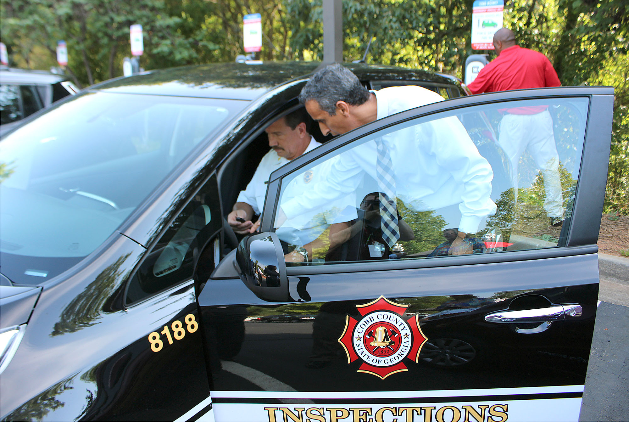 Ga. County Adds EVs to Emergency Services Fleet