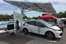 Oakland Latest City to Employ Mobile EV Charging Stations