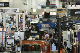 Truck OEMs Plan Debuts for 2016 Work Truck Show