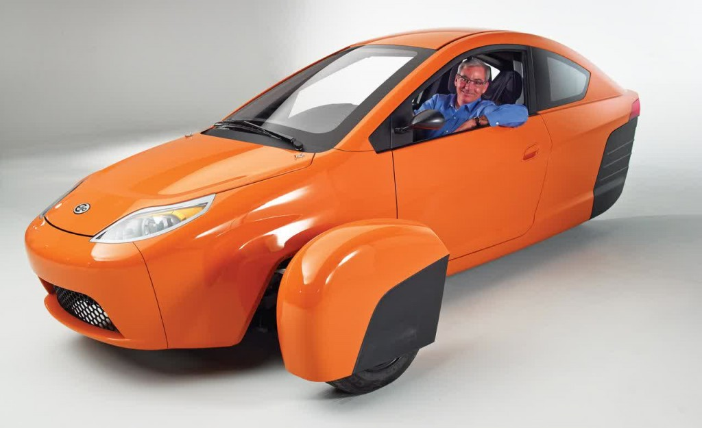 Elio to Use Continental Tires on Three-Wheeled P5