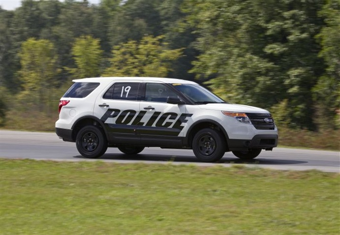 2016-MY Mich. Police Vehicle Testing Results Released