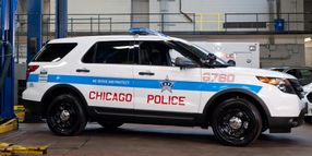 Ford P.I. Utility Now America's Top Police Vehicle