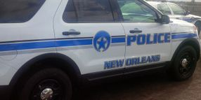 New Orleans' 100 New Police Vehicles Arriving