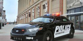 Ford Police Sedan Gets EPA-Best 24 MPG