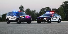Ford Police Interceptor Gets Official EPA Fuel Economy Numbers