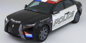 Carbon Motors E7 Prototype Sells at Auction