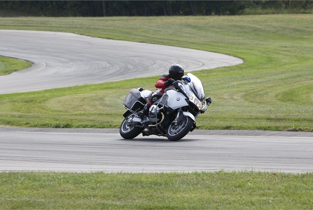 2016-MY Mich. Police Motorcycle Test Results Released