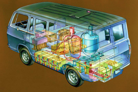 Army to Test New GM Fuel Cell Vehicle