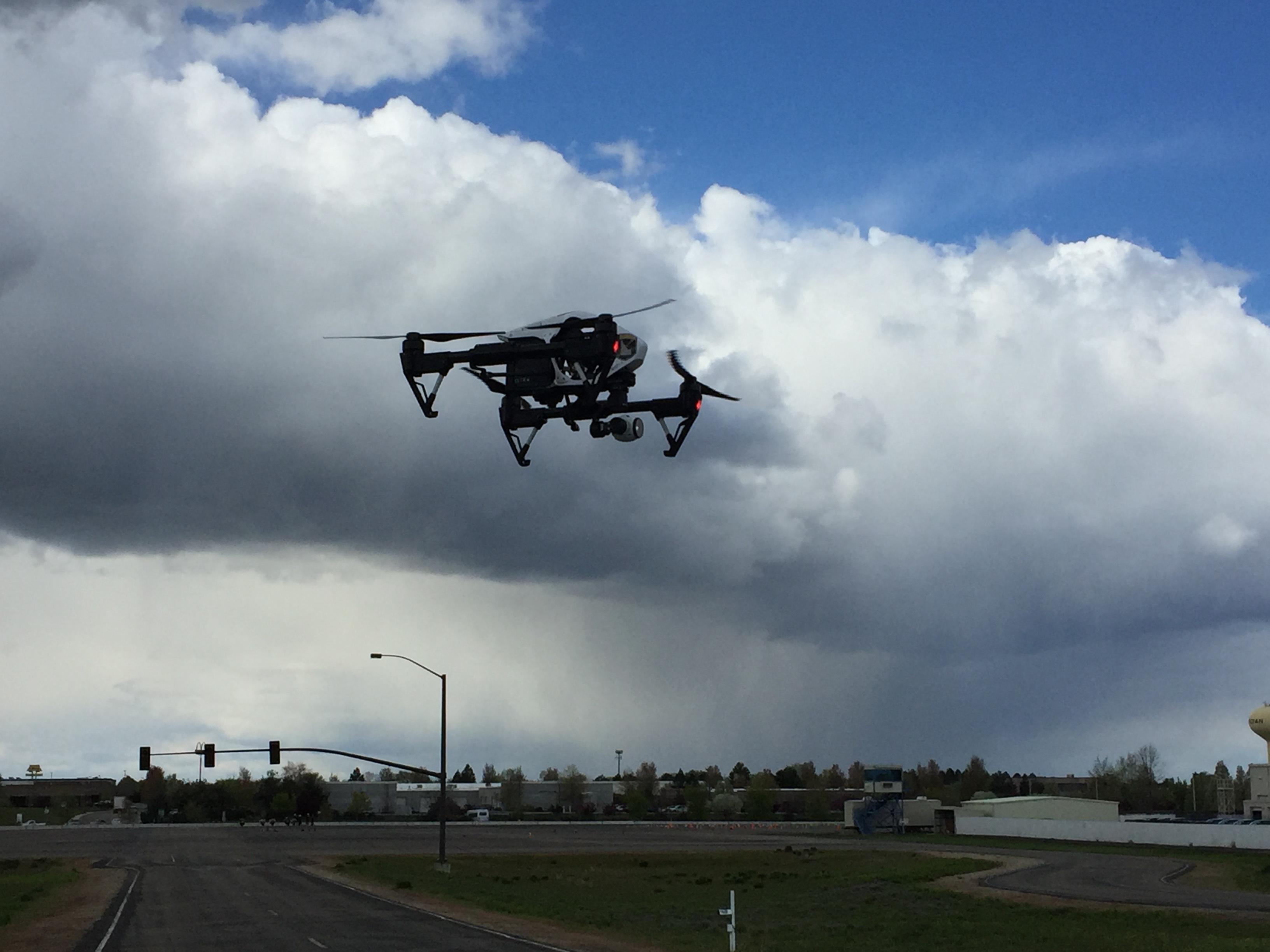 Idaho State Police Demonstrates Drone Program