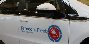 Indianapolis' EV Fleet Embroiled in Controversy