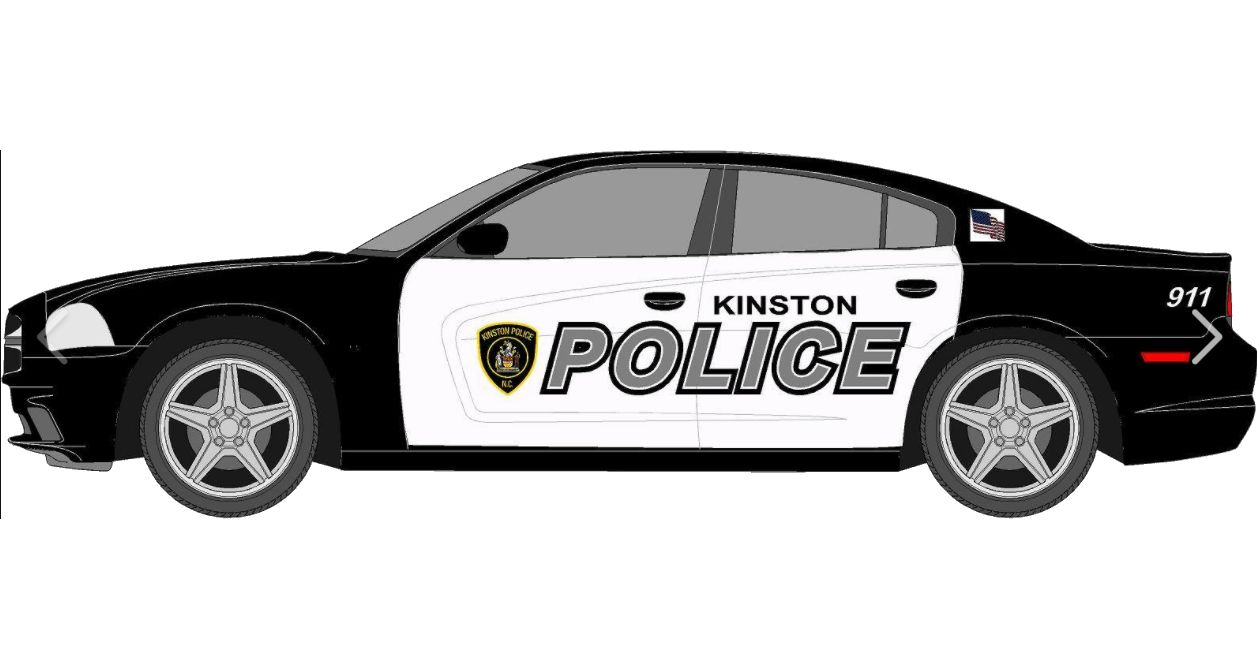 NC City's Patrol Cars Get New Look