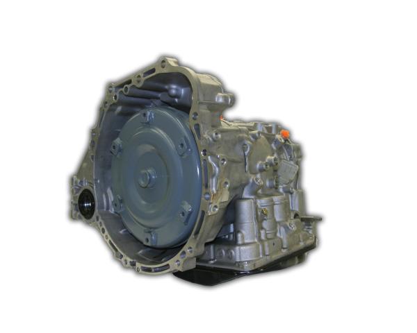 Jasper Adds U241E Toyota to 4-Cyl. Transmission Lineup