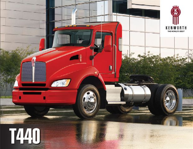 New Brochure Available on Kenworth T440