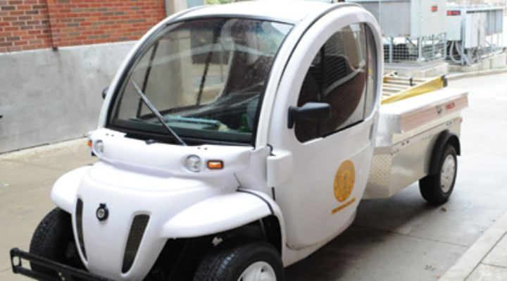Morehead State Univ. Goes Electric