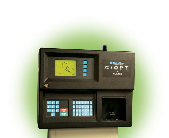 Petro Vend C/OPT Fuel Control System Now Available