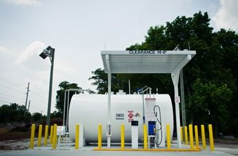 University of Central Florida Fueling Fleet With New E-85 Station