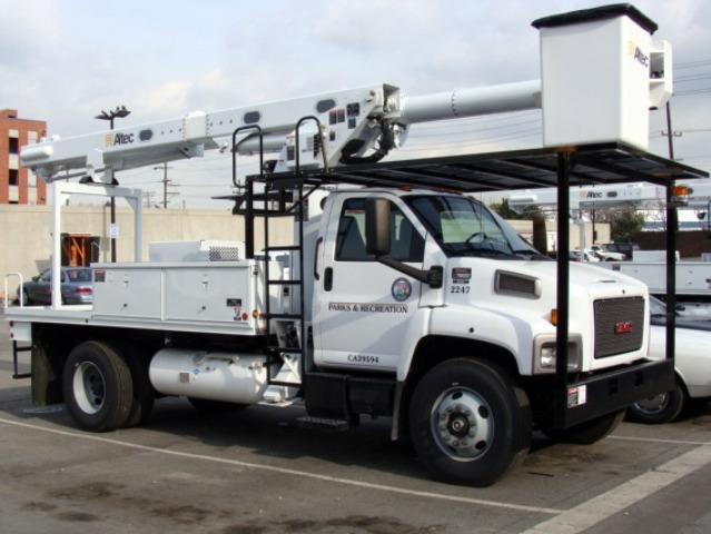 City of Inglewood Gets New Propane Trucks