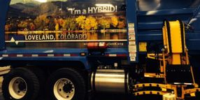 Colo. City's Hybrid Garbage Trucks Will Halve Fuel Costs