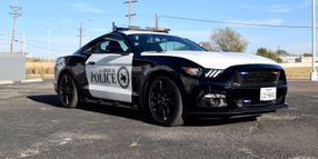 Buying Mustangs for Traffic Enforcement