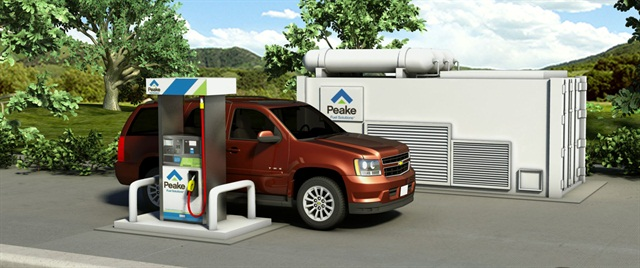 Illustration courtesy of Peake Fuel Solutions.