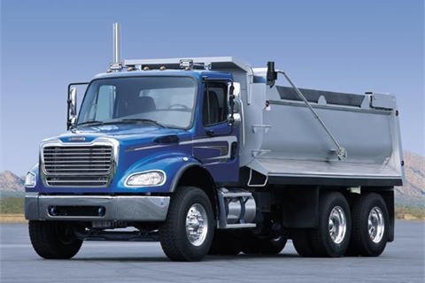 The Freightliner Business Class M2 112