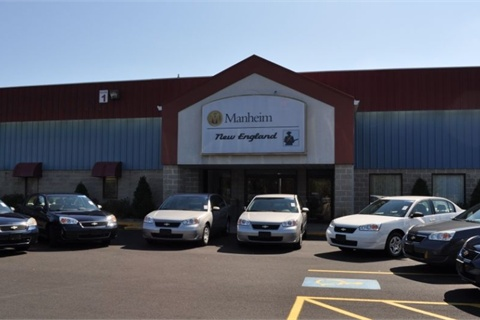 """The transfer and a ceremonial """"handing over of keys"""" took place on Sept.  2 at Manheim New England Auction House in Massachusetts."""