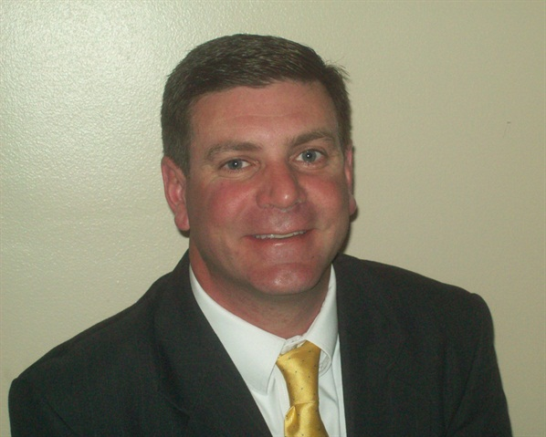 Kenneth Yoakum, the executive director of the State of West Va.'s fleet management office.