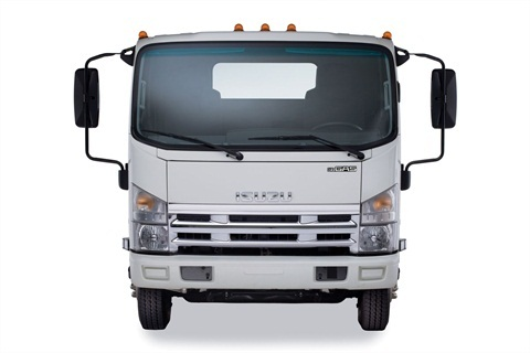 When placing orders for new trucks, Isuzu dealers can select a ship-thru option to indicate that they have arranged to have the trucks modified at one of two independent modification centers near the trucks' Charlotte, Mich., assembly plant.