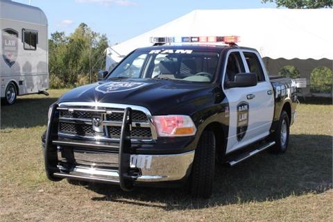 Dodge Ram 1500 Crew Cab 4x4. Photo: Paul Clinton.