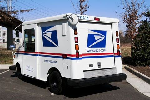 The USPS plans to test the prototype and its powertrain for several years.