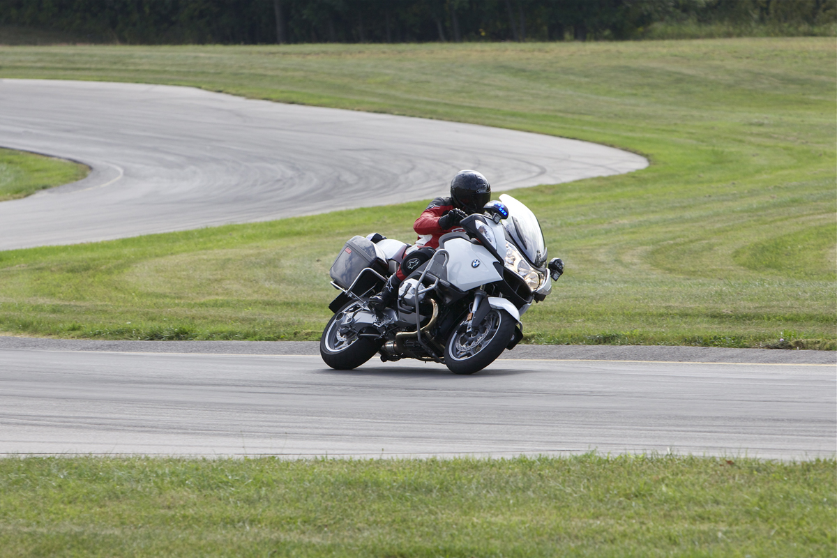2015-MY Mich. Police Motorcycle Test Results Released