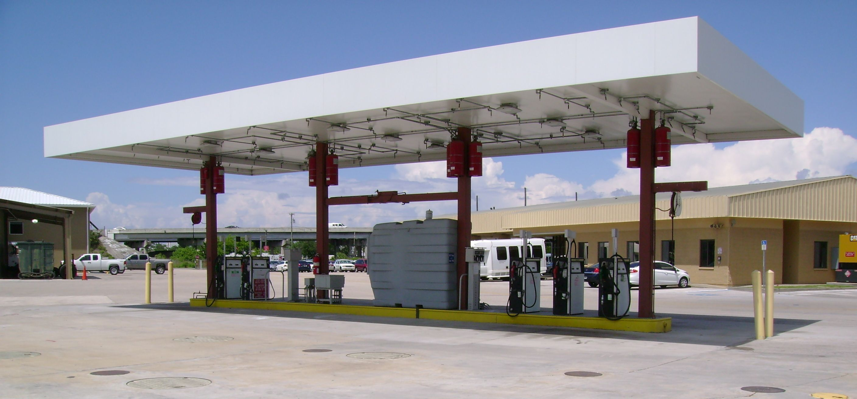 Florida's Manatee County Fleet Services Upgrades Fuel Management System