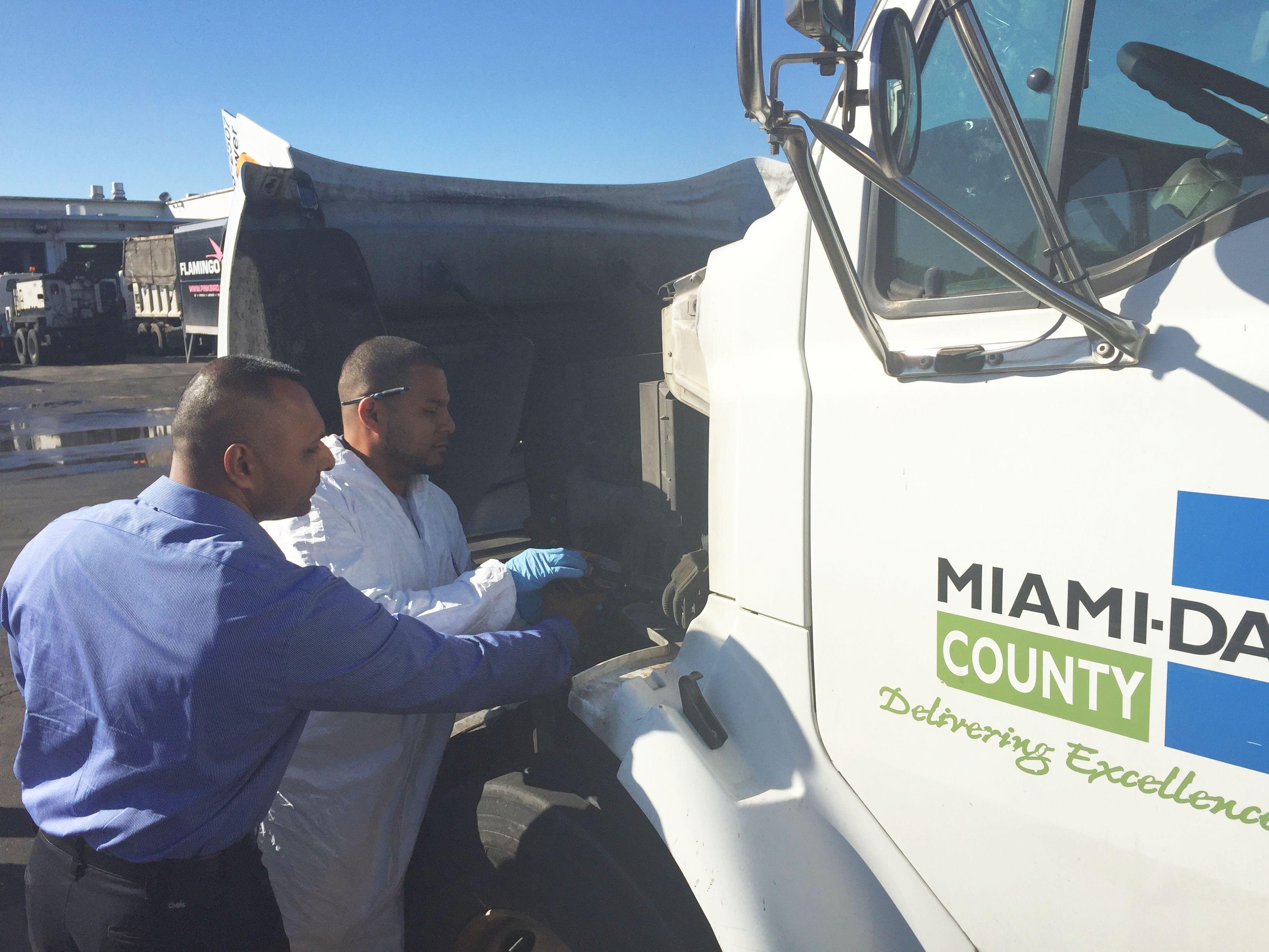 Miami-Dade Creates Technician Trainee Program