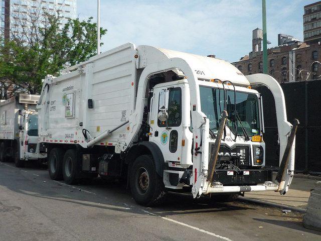 NYC Sanitation Completes Efficiency Initiatives