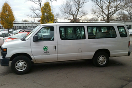 NYC Parks Replaces Passenger Vans with Hybrids