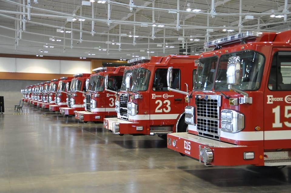 Nashville Replaces One-Third of Fire Fleet