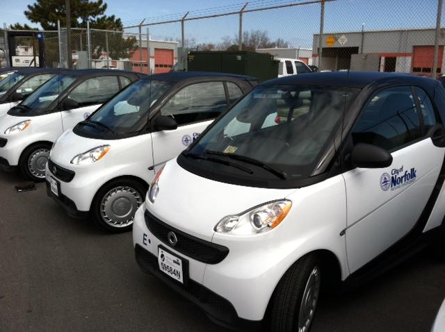 Norfolk, Va., Using Smart Cars for Parking Enforcement