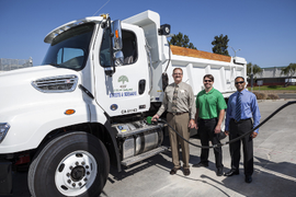 Oakland Moves to Renewable Diesel for City Fleet