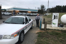 N.C. Sheriff Reduces Fuel Costs with Propane Autogas