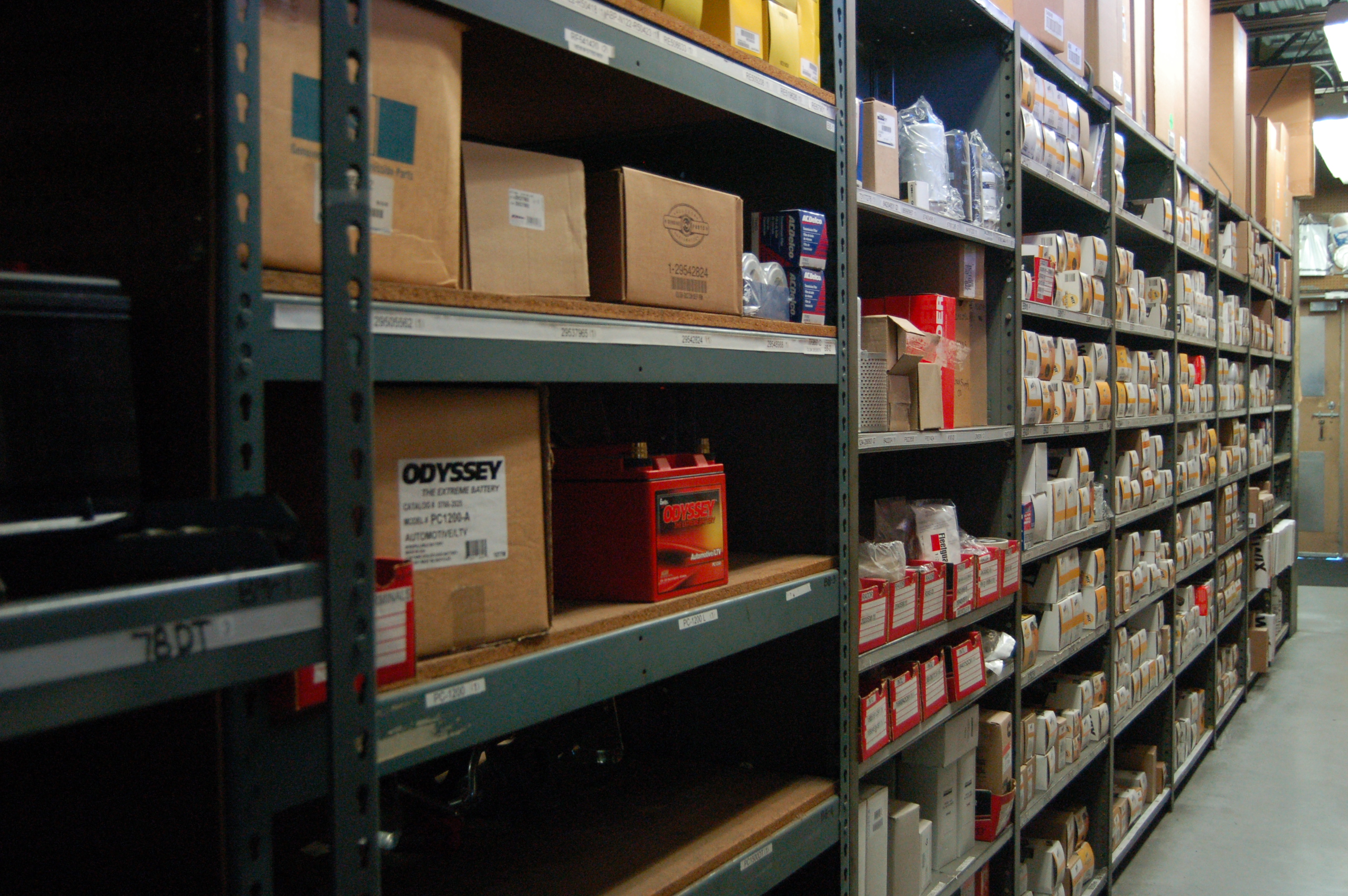 Santa Ana Changes Parts Vendor