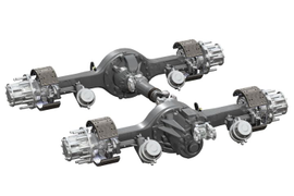Dana Spicer Axle Now Compatible With Peterbilt Trucks