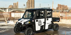 Minneapolis Police to Use Donated UTVs for Super Bowl Patrol