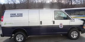 Md. County Adds Hybrid Electric Vans