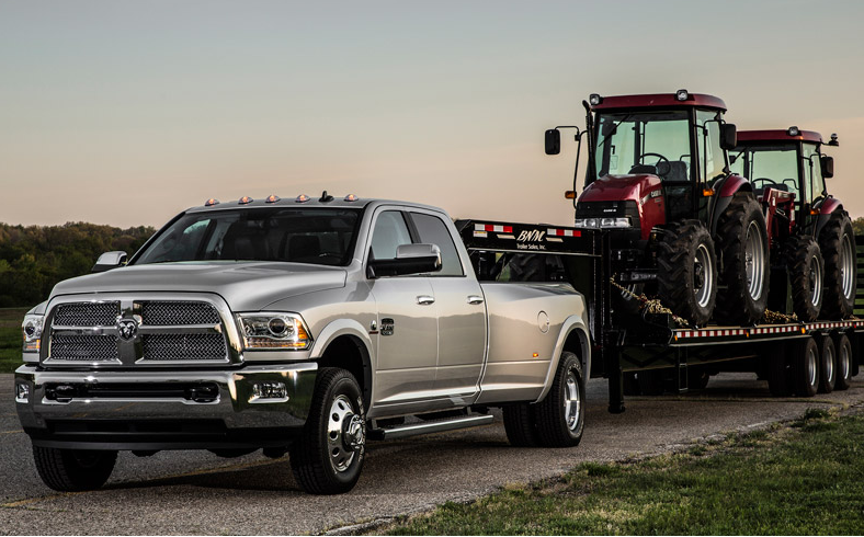 First 2016 Ram 3500 Rolls off Assembly Line