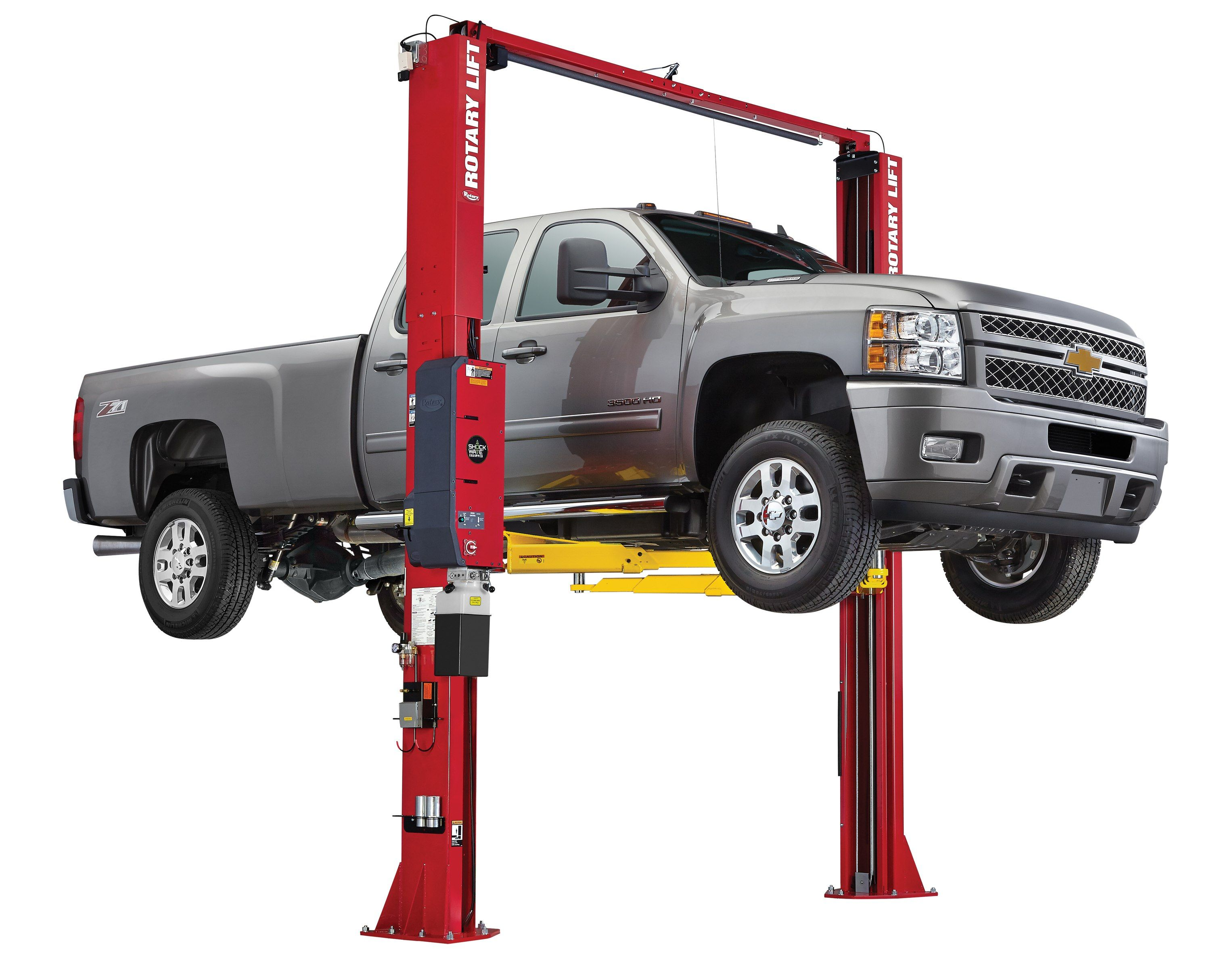 Rotary Lift's Shockwave Technology Speeds Up Repairs