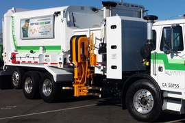 Grant Helps Calif. County Expand CNG Fleet