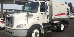 Calif. City Fuels Sweepers with Renewable Natural Gas