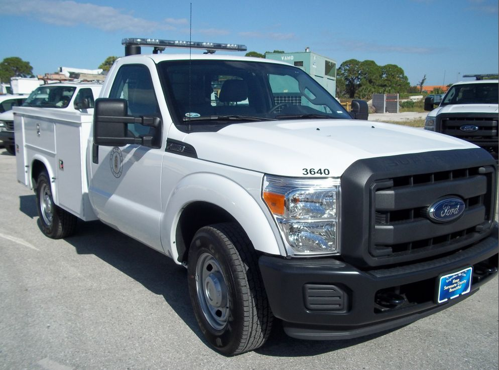 Sarasota County, Fla. Outsources Fleet Accident Management Services