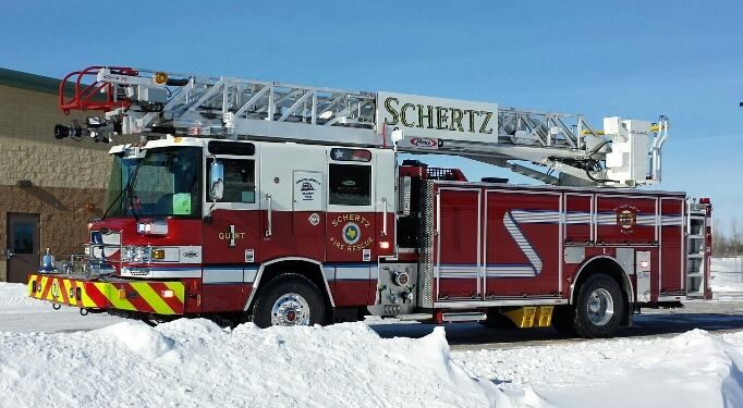 Texas City's $1M Bonds Finance Fire Trucks
