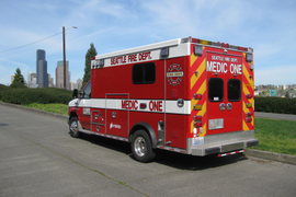 Seattle Increases Fuel Efficiency with Hybrid Ambulances